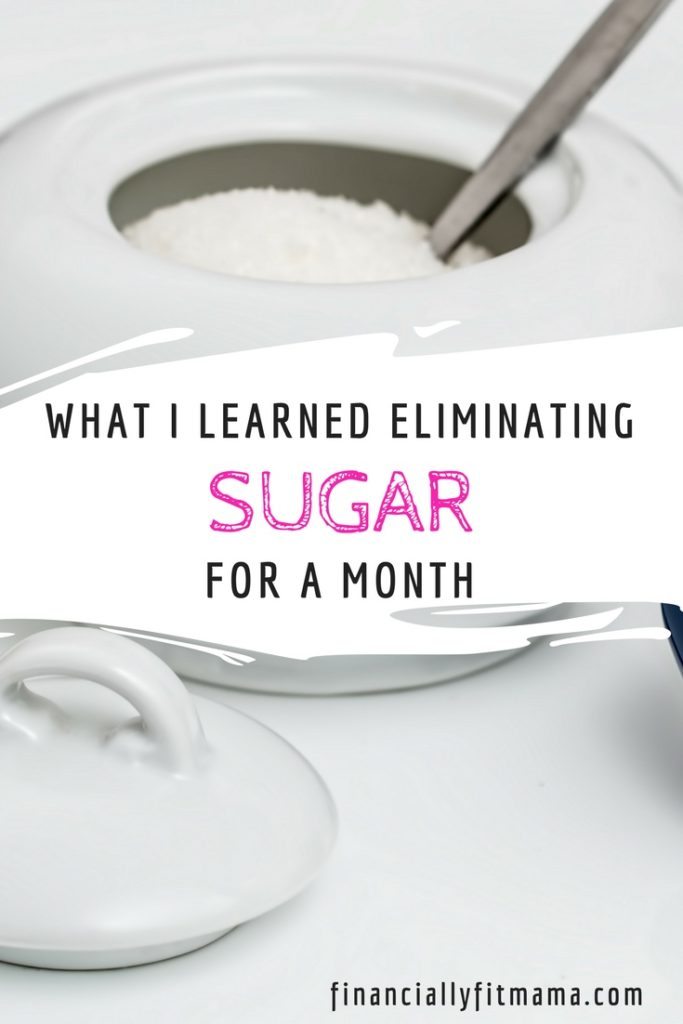 Lessons learned from cutting sugar from my diet #healthyliving #sugar #sugarfree