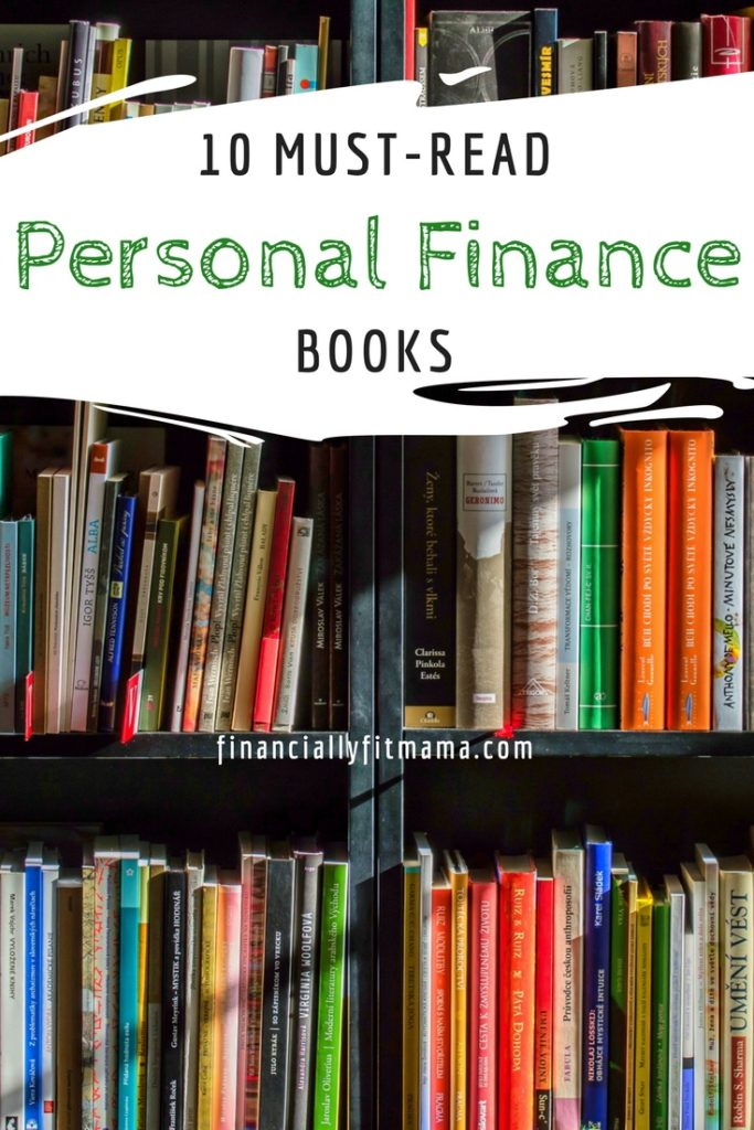 10 must-read personal finance books