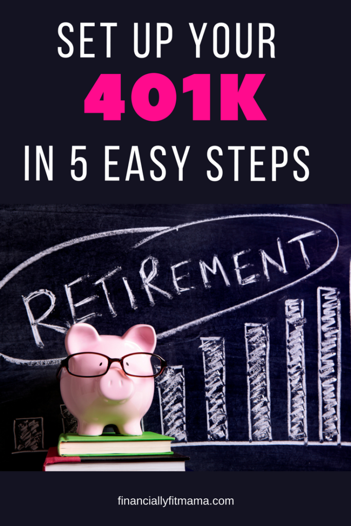 Setting up your 401K for success